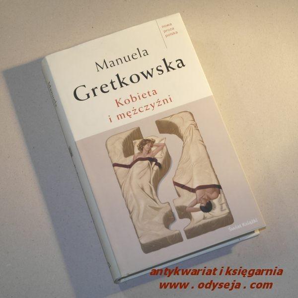 Kobieta i mężczyźni /  Gretkowska (autograf)