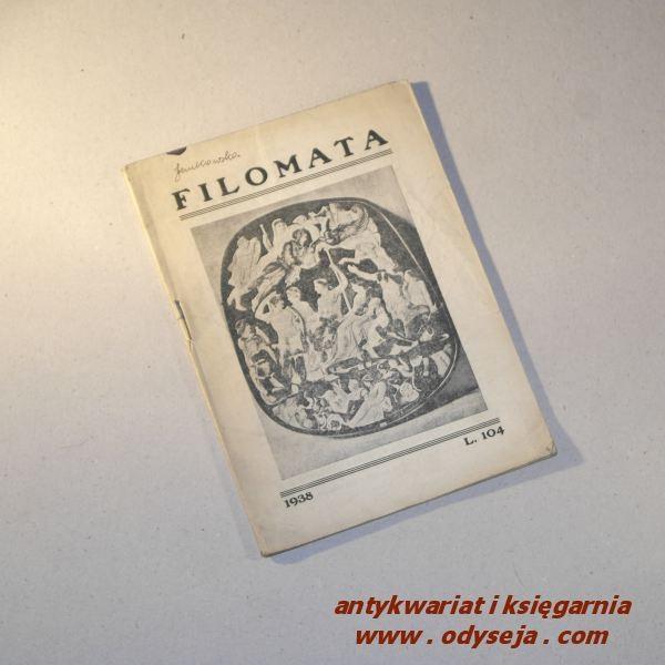 FILOMATA  1938  nr 104