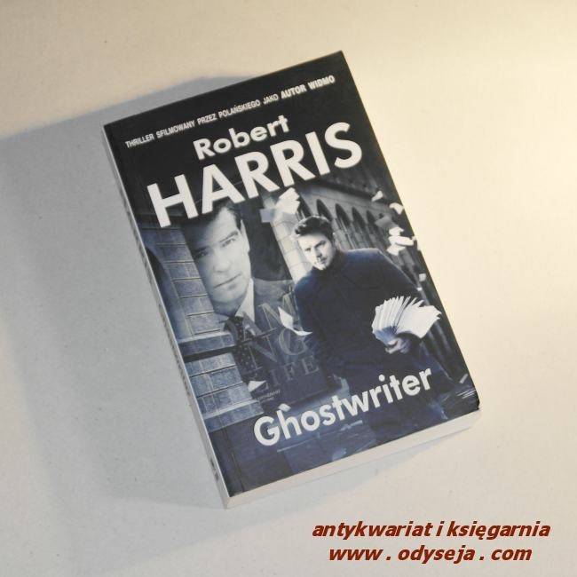 Ghostwriter  /  Harris