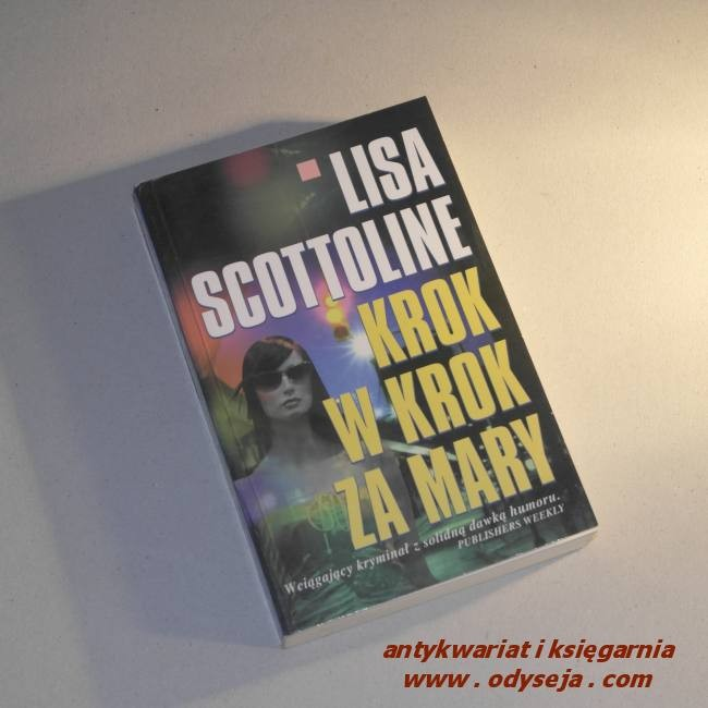 Krok w krok za Mary /  Scottoline