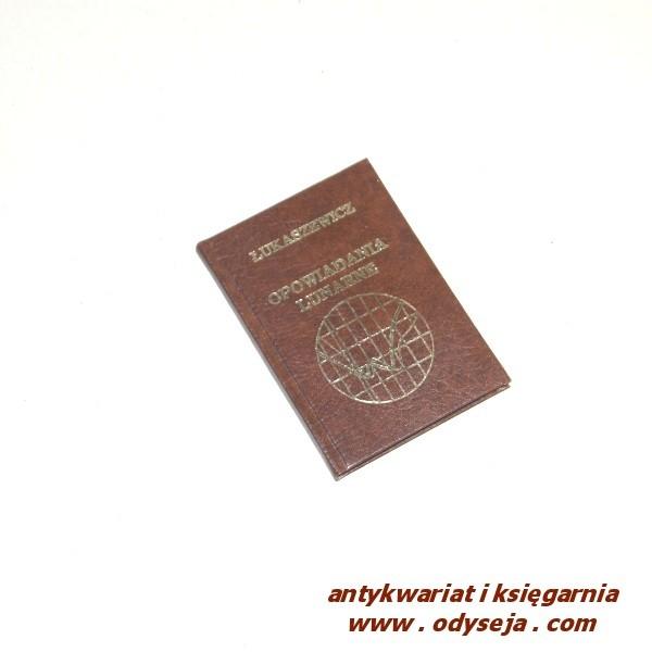 Opowiadania Jana Lunarnego / Łukaszewicz  - miniaturka