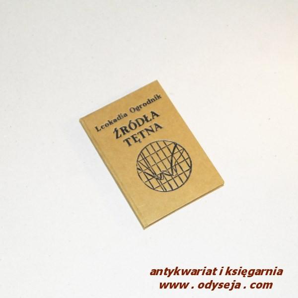 Źródła tętna  / Ogrodnik  -  miniaturka