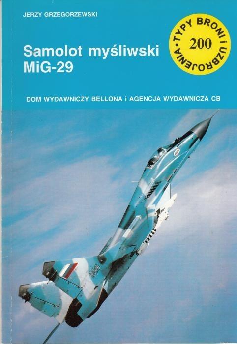 TBiU 200 Samolot myśliwski MiG-29
