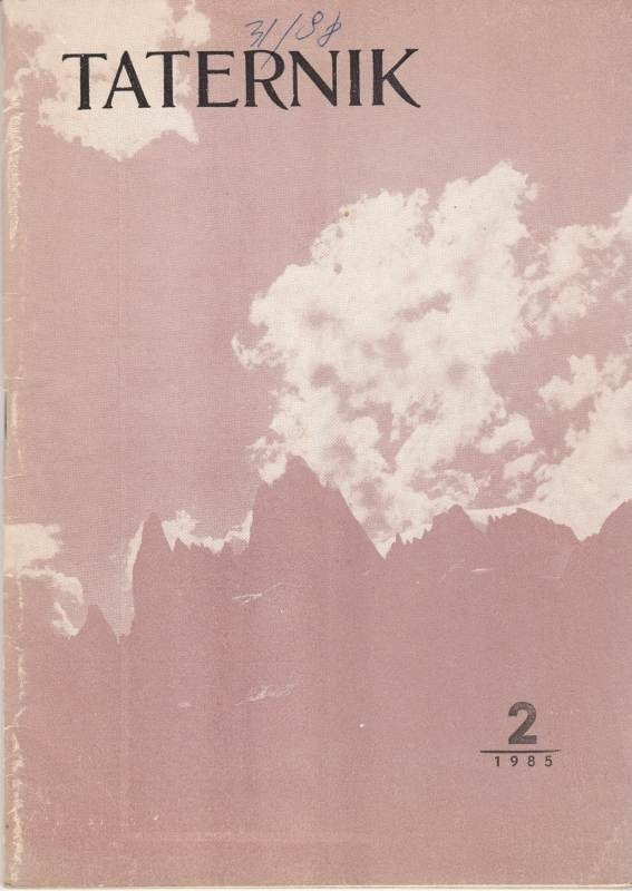 TATERNIK  2 / 1985