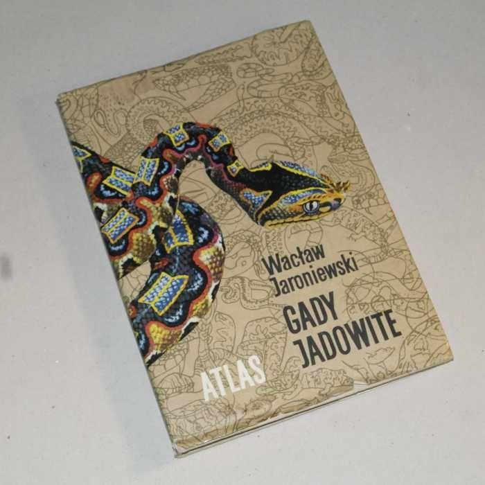 Gady jadowite /  Jaroniewski