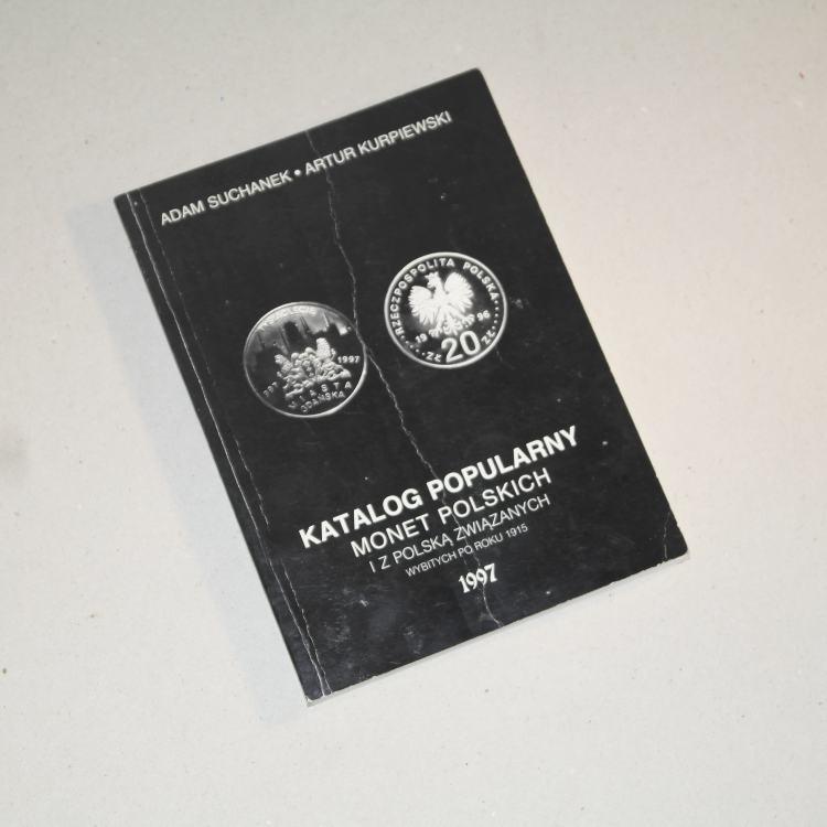 Katalog popularny monet polskich i z Polską związanych