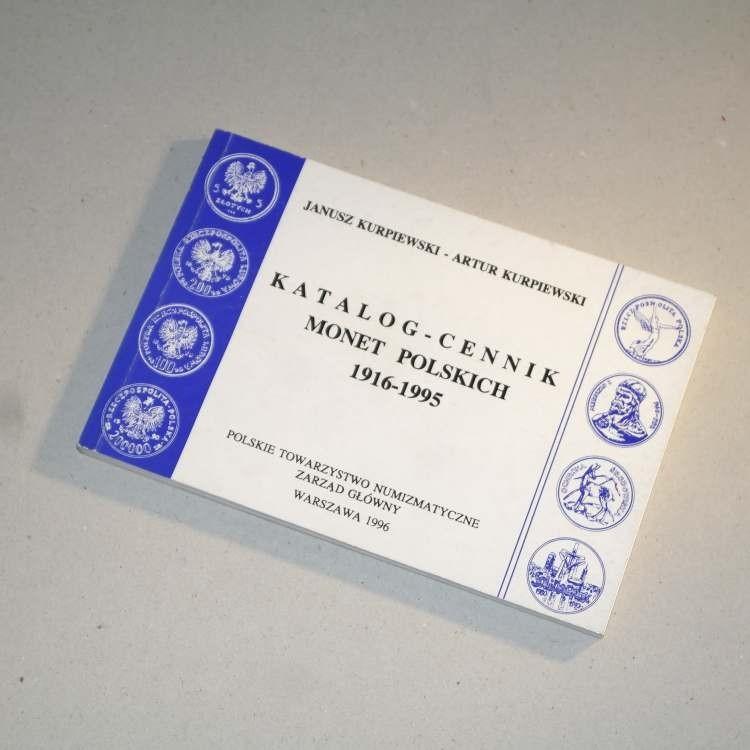 Katalog - cennik monet polskich 1916-1995