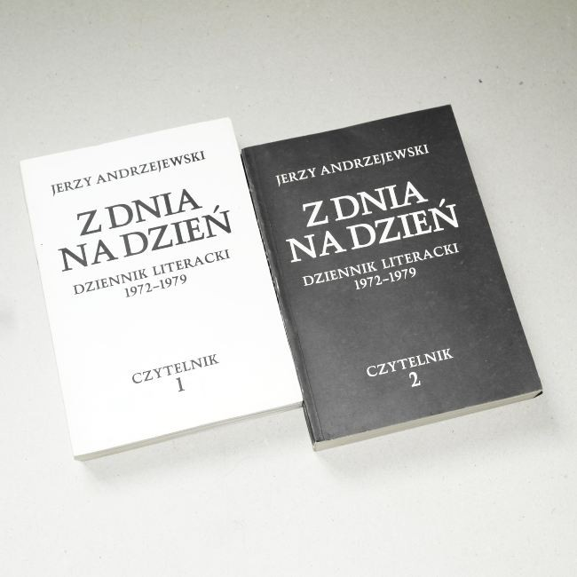 Z dnia na dzień /  Andrzejewski  t. 1/2