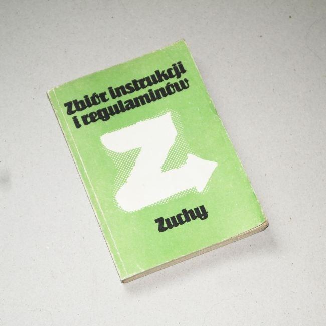 Zbiór instrukcji i regulaminów  ZUCHY