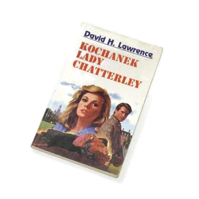 Kochanek lady Chatterley / Lawrence