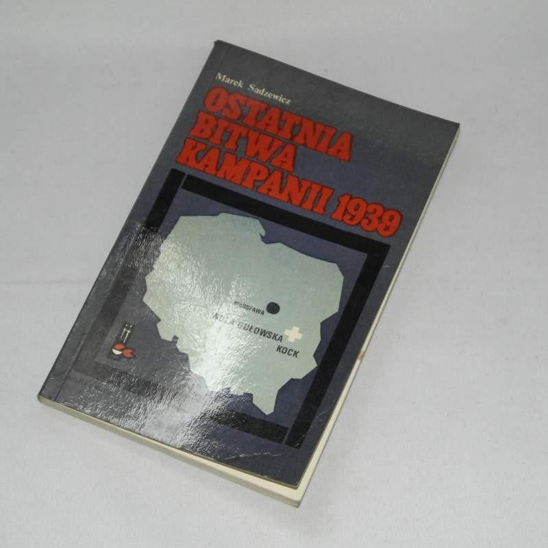 Ostatnia bitwa kampanii 1939 /  Sadzewicz