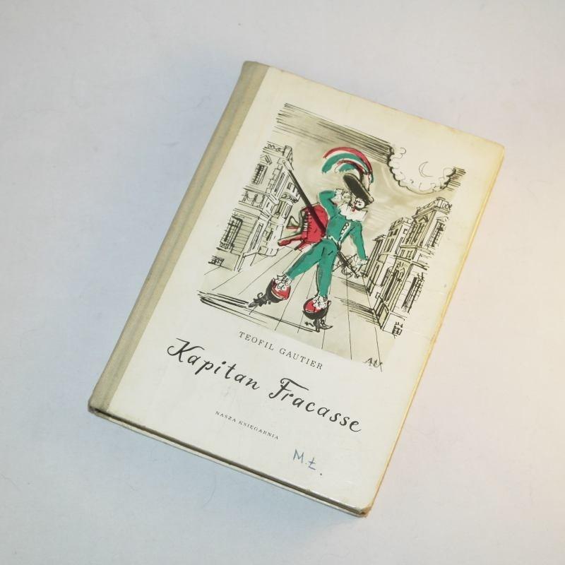 Kapitan Fracasse / Gautier