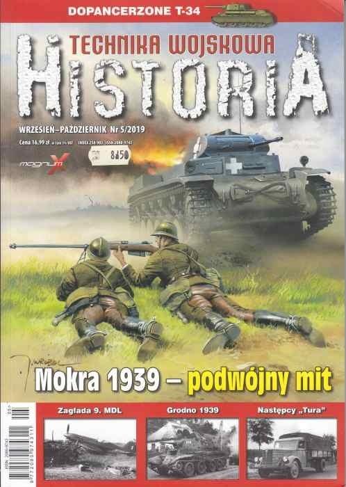 Technika Wojskowa Historia 5/2019