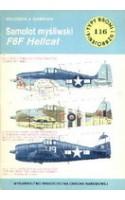 TBiU 116 Samolot myśliwski F6F Hellcat