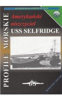 Amerykański niszczyciel USS SELFRIDGE profile morskie 30