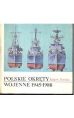 Polskie okręty wojenne 1945-1980