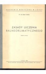 Zasady leczenia balneoklimatycznego