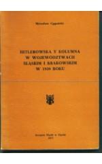Hitlerowska V kolumna w województwach śląskim i krakowskim w 193