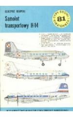 TBiU 81 Samolot transportowy Ił-14