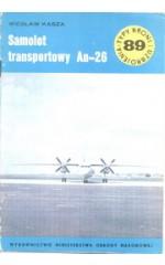 TBiU 89 Samolot transportowy An-26