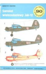 TBiU 90 Samolot wielozadaniowy Jak-12