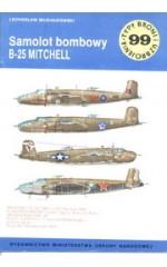TBiU 99 Samolot bombowy B-25 MITCHELL