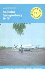 TBiU 121 Samolot transportowy Ił-18