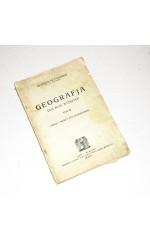GEOGRAFJA dla klas wyższych tom III / Pawłowski