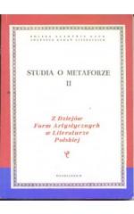 Studia o Metaforze II
