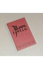 Romeo i Julia / Shakespeare Barańczak