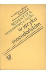 Semantyka czasowników ruchu w języku macedońskim