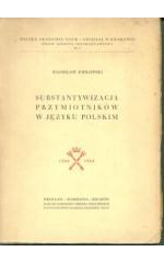 Substantywizacja przymiotników w języku polskim