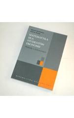 Matematyka dla studentów ekonomii / Antoniewicz, Misztal