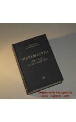 MATEMATYKA poradnik encyklopedyczny /  Bronsztejn