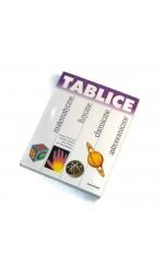 Tablice matematyczne fizyczne chemiczne astronomiczne