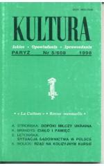 KULTURA 5/608 (paryski oryginał)