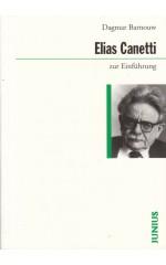 Elias Canetti zur Einführung / Barnouw D.