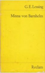Minna von Barnhelm oder das Soldatenglück / Lessing