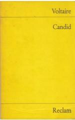 Candid oder die Beste der Welten / Voltaire