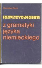 Repetytorium z gramatyki języka niemieckiego
