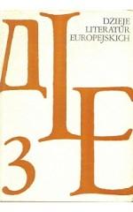 Dzieje Literatur Europejskich t. 3  cz.1