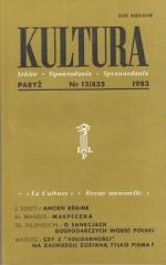 KULTURA  12/435  1983