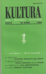 KULTURA  5/440  1984