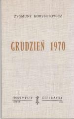 Grudzień 1970 /  Korybutowicz