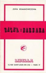 Baśka i Barbara / Romanowiczowa