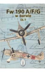 Fw 190 A/F/G w barwie cz.1 / Nowakowski