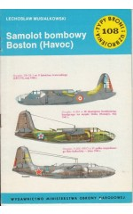 TBiU 108 Samolot bombowy Boston (Havoc)
