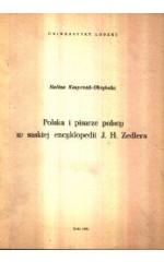 Polska i pisarze polscy w saskiej encyklopedii J. H. Zedlera