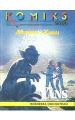 KOMIKS Fantastyka zeszyt 4/5 '88