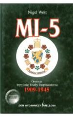 MI-5. Operacje brytyjskiej Służby Bezpieczeństwa 1909-1945